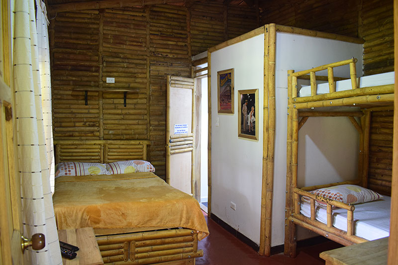 Cabin for four people (Campos Verdes)