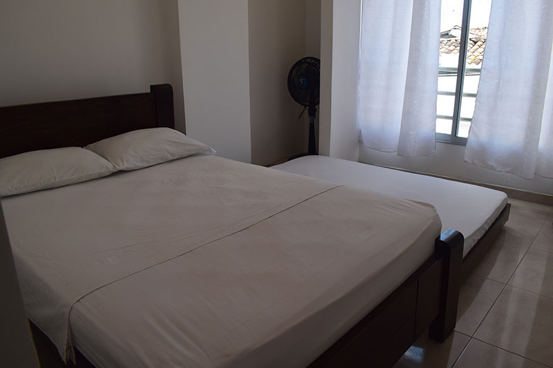 Double room #2 (Brisas del norte)