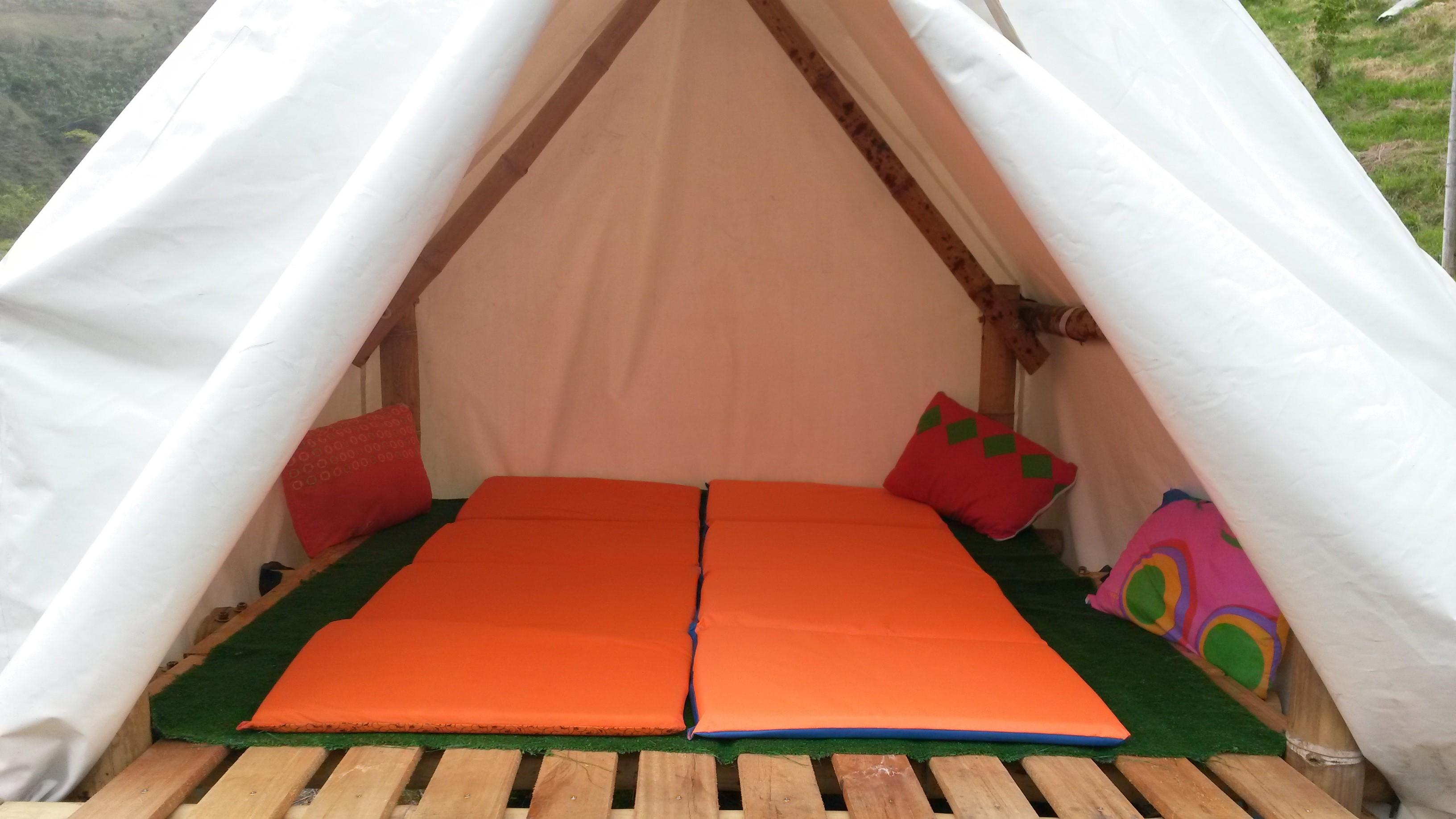 Camping area (Piedra Grande)