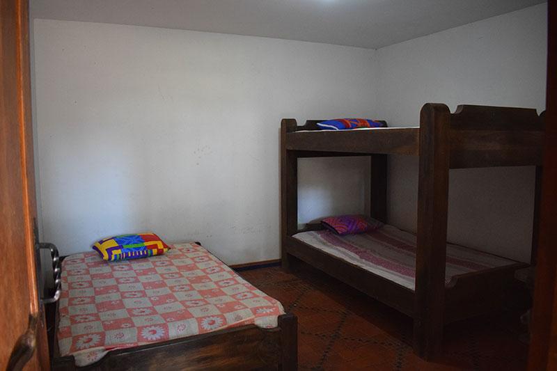 Three person room (Caracolí)