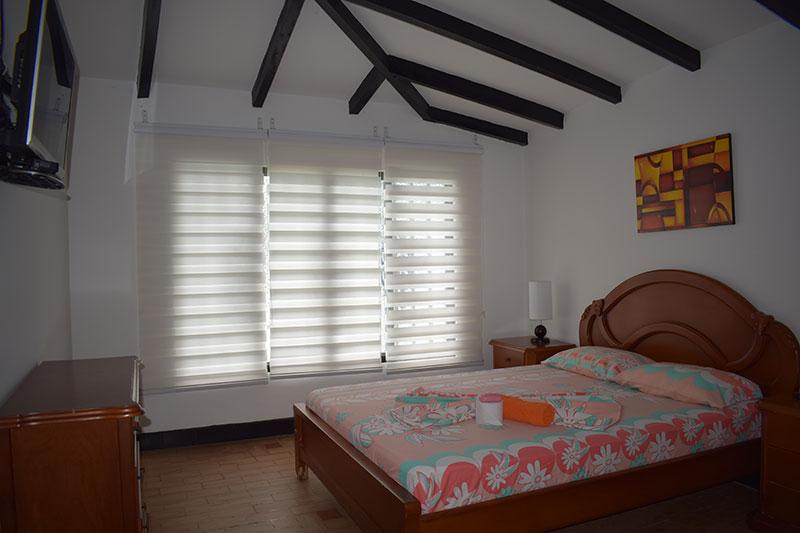 Double room #1 (La Curva)