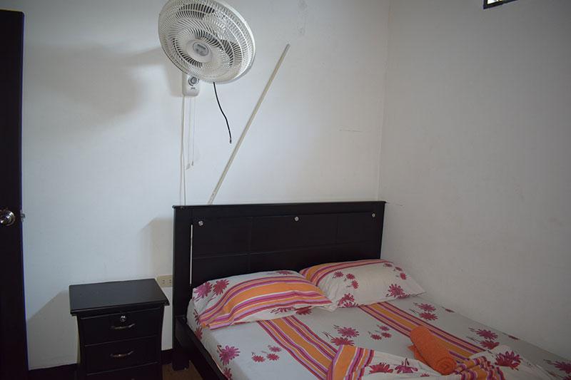 Double room #8 (La Curva)