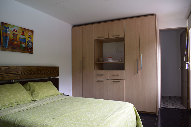 Double room #9 (La Curva)