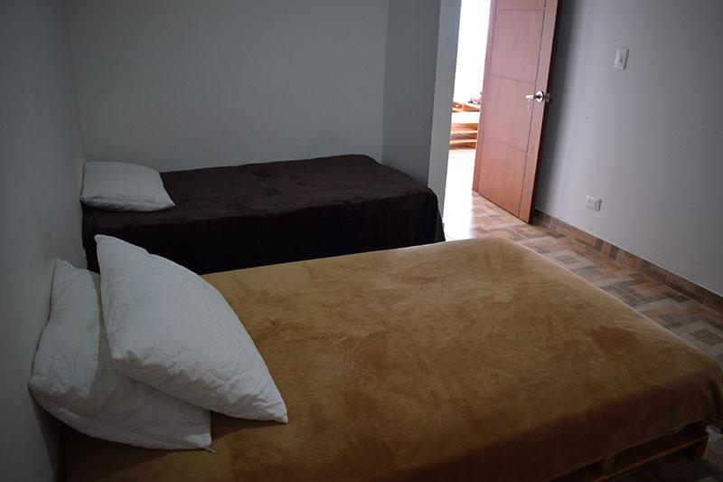 Triple room (Piedra Grande)