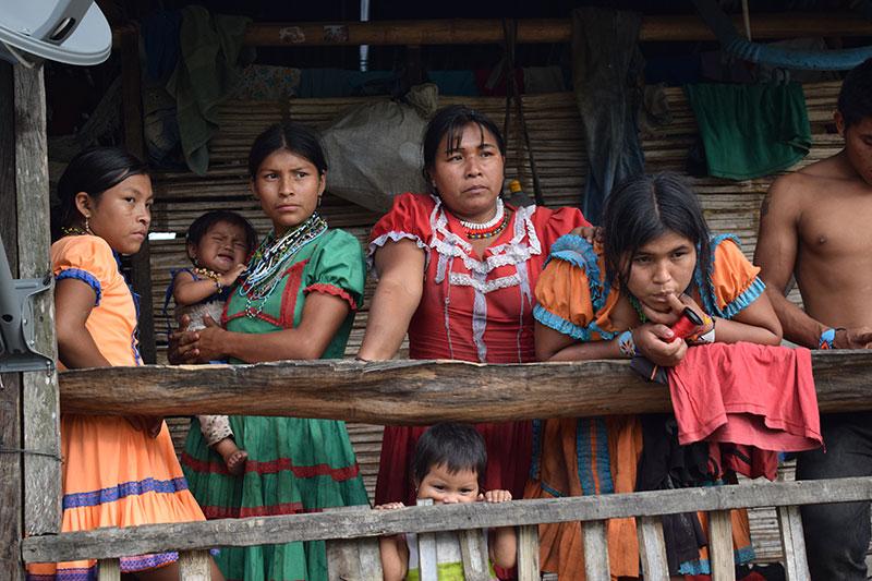Visit the indigenous reservation