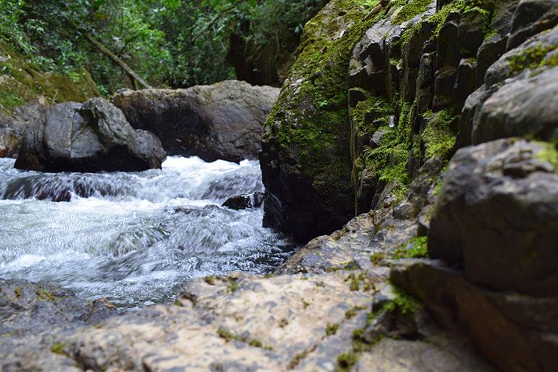 Pailones route